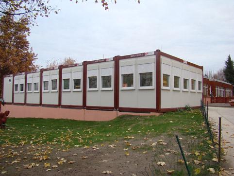 Детска градина от контейнери