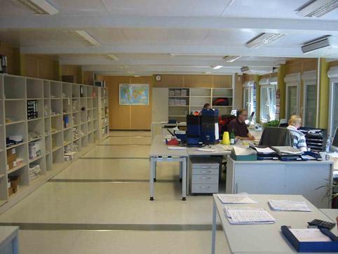 Офис на логистичен център 5