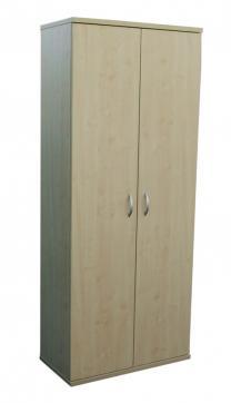 Двукрилен шкаф