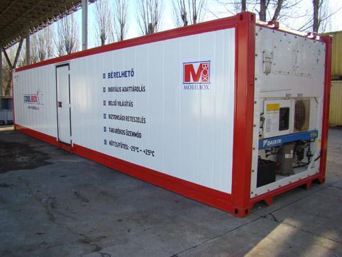 Хладилни контейнери