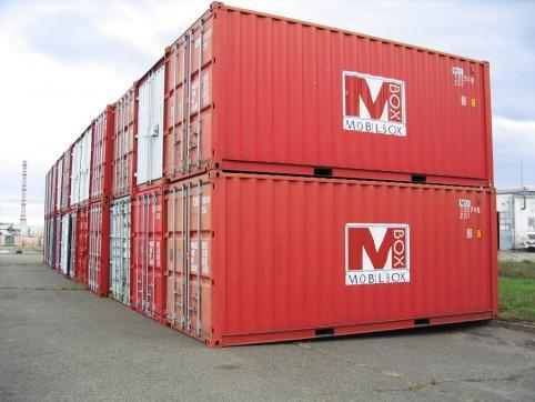 Морски (транспортни) контейнери