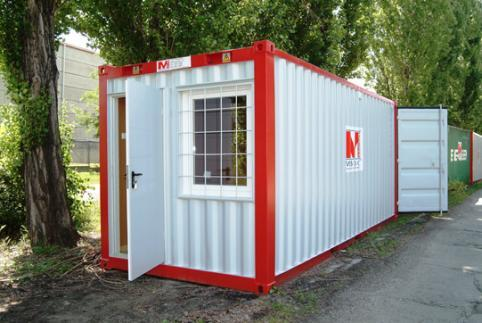Офис/складов мултифункционален контейнер