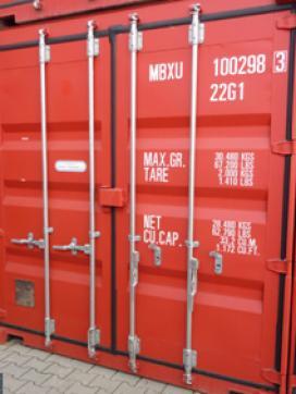 Лост за заключване на ISO контейнер
