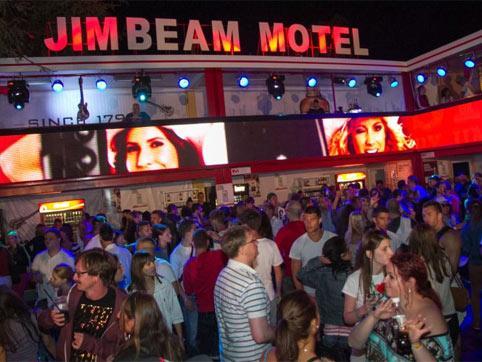 Jim Beam Мотел