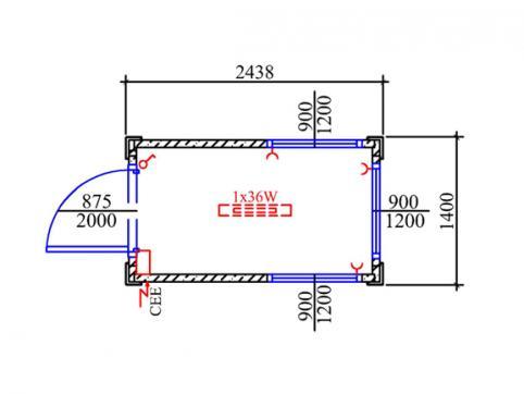 MB05 ECO схема