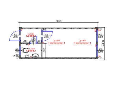 МВ25 схема на разпределение
